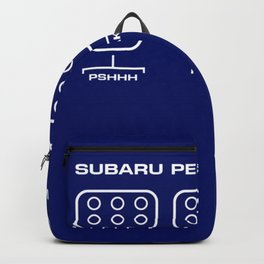pedal Backpack