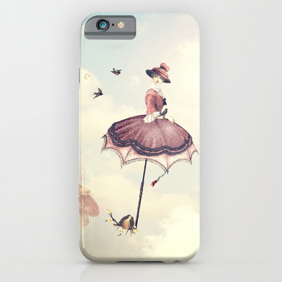 Spring Lady iPhone & iPod Case