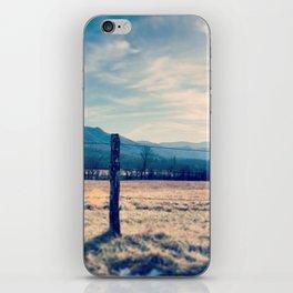 Fencing  iPhone Skin