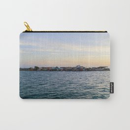 Santa Cruz del Islote Sunset Carry-All Pouch