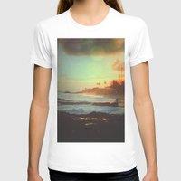 paradise T-shirts featuring Paradise by Daniel Montero