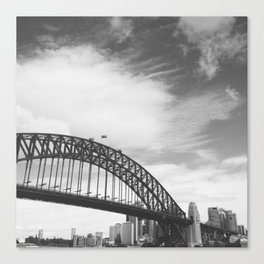 Sydney's Bridge Canvas Print