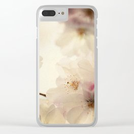 Aglow #2 Clear iPhone Case