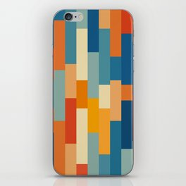 Classic Retro Choorile iPhone Skin
