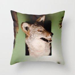 'Yote Throw Pillow