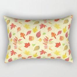 Autumn leaves #21 Rectangular Pillow