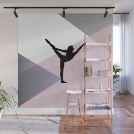 Gymnast Wall Mural
