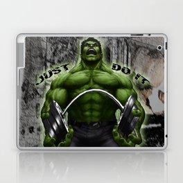 just do it Laptop & iPad Skin