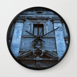 Santa Maria in Trivio - Rome - Italy Wall Clock