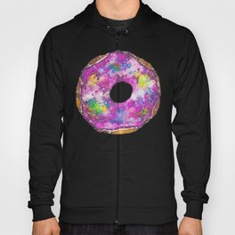 Psychedelic Phrosted Doughnut Baker's Dozen #1 Hoody