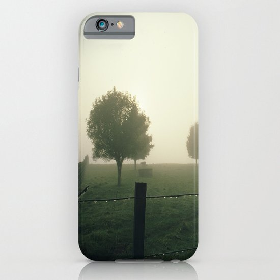 Misty Morning iPhone & iPod Case