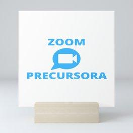PRECURSORA Mini Art Print