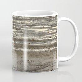Little birds in the sand Coffee Mug