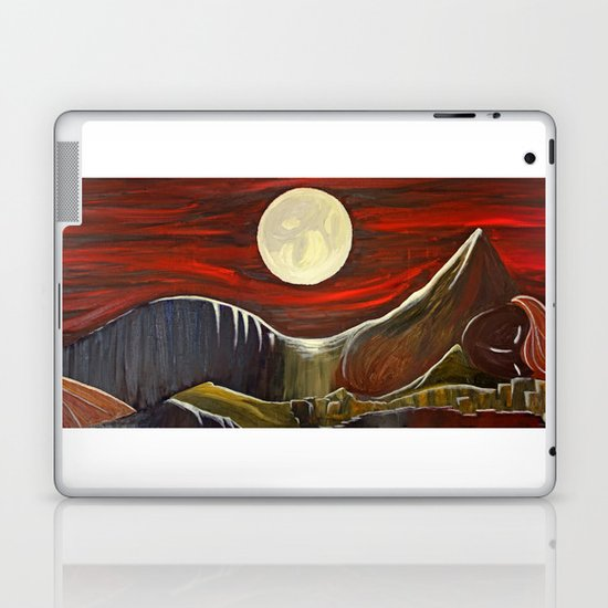 Gaia and Luna Grande Laptop & iPad Skin