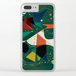 Festivus Clear iPhone Case
