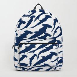 Hammerhead Shark Exodus Backpack