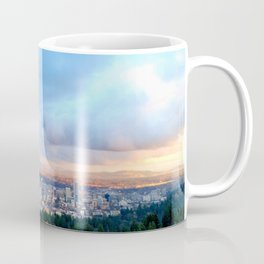 DOWNTOWN PORTLAND - SUMMER Coffee Mug