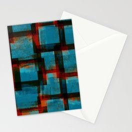 Blockprint Colors no2 Stationery Cards