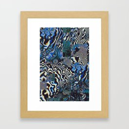 HYPFNA Framed Art Print