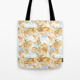 Reef pattern Tote Bag