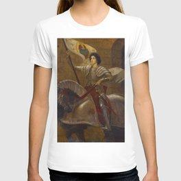 "Sir William Blake Richmond ""Joan of Arc"" T-shirt"