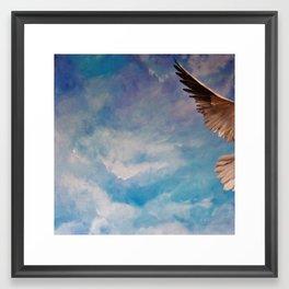Absolute Freedom Framed Art Print
