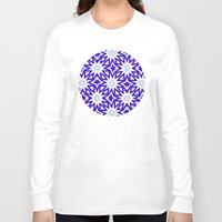 starry night Long Sleeve T-shirts featuring Starry Night by Lyle Hatch