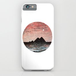Ancient Egypt Painting iPhone Case