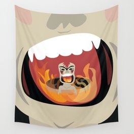 Anger Wall Tapestry