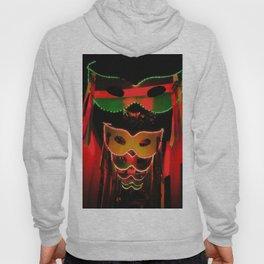 Mardi Gras Masquerade!! Hoody