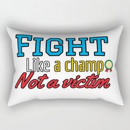 go on Rectangular Pillow