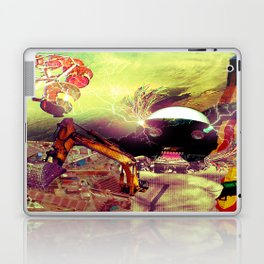 Hoo son, we have a problem! Laptop & iPad Skin