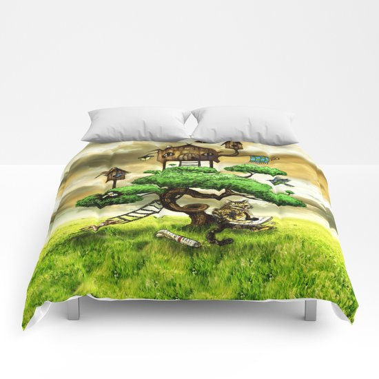 Magic Tree Comforters