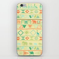 tribal iPhone & iPod Skins featuring Tribal by Sunshine Inspired Designs