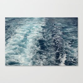 wake Canvas Print