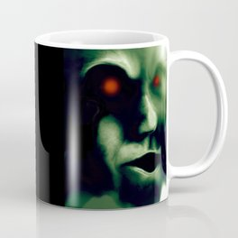 Little green men, no just ugly and androgynous Coffee Mug