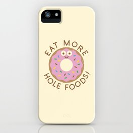 Do's and Donuts iPhone Case