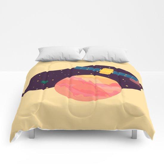 Satellite Comforters