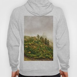 Autumn valley in the cloud Hoody
