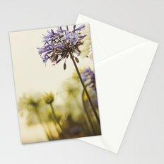 Agapanthus Stationery Cards