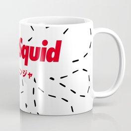 Ninja Squid Coffee Mug
