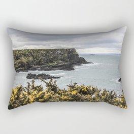 Travel to Ireland: Intro to Giant's Causeway Rectangular Pillow