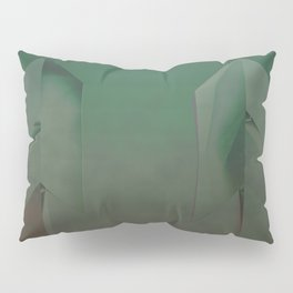 Green apple and rust  Pillow Sham