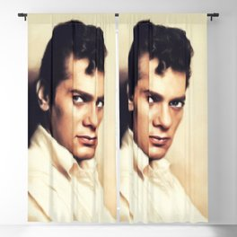 Tony Curtis, Hollywood Legend Blackout Curtain