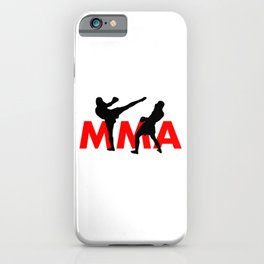 MMA iPhone Case