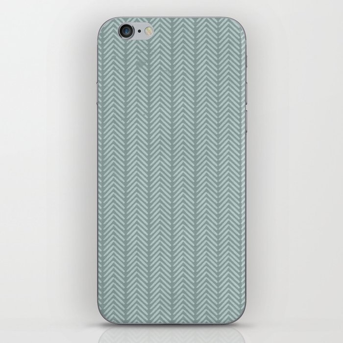 stamb chevron iPhone Skin