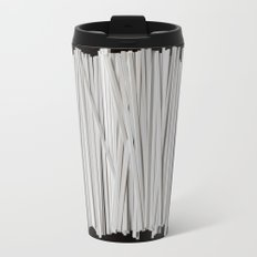 Trimming the Guest List Travel Mug