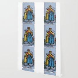 King of Cups - A Tarot Print Wallpaper