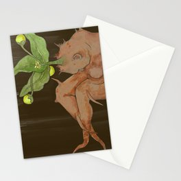 Rooted Stationery Cards