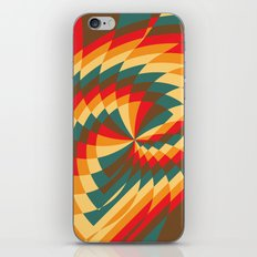 Half Circle (Available in the Society 6 Shop!) iPhone & iPod Skin